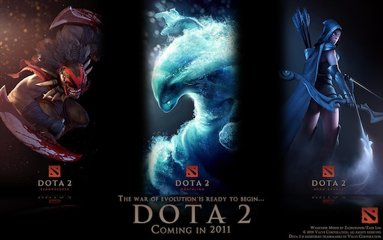 Blizzard And Valve To Clash Over Dota 2 Trademark
